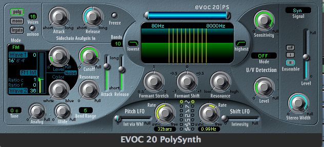 Vocoder Synth